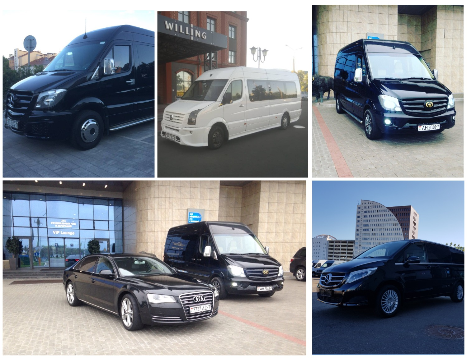 AvtoLimo Company propose rental car service in Minsk and Belarus cities.